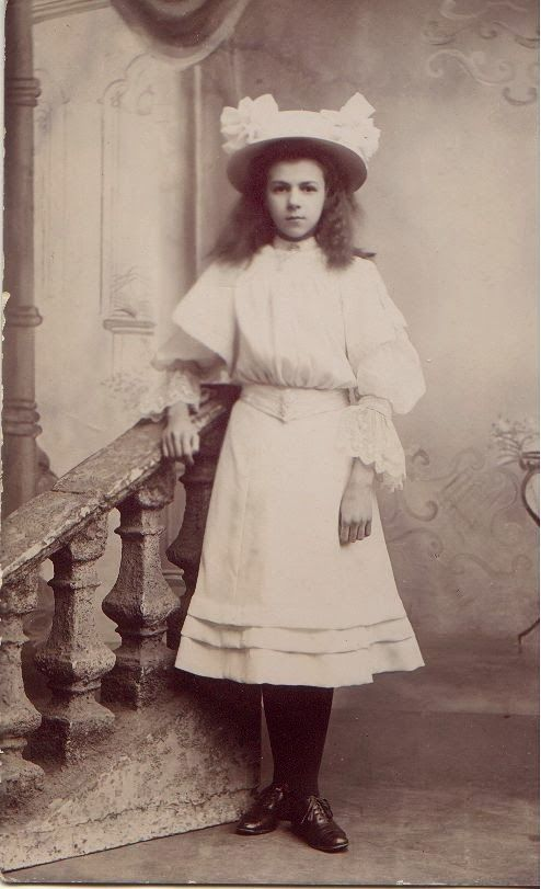 Sharing Memories & Women's History Month:  Who Was Your Favourite Relative?