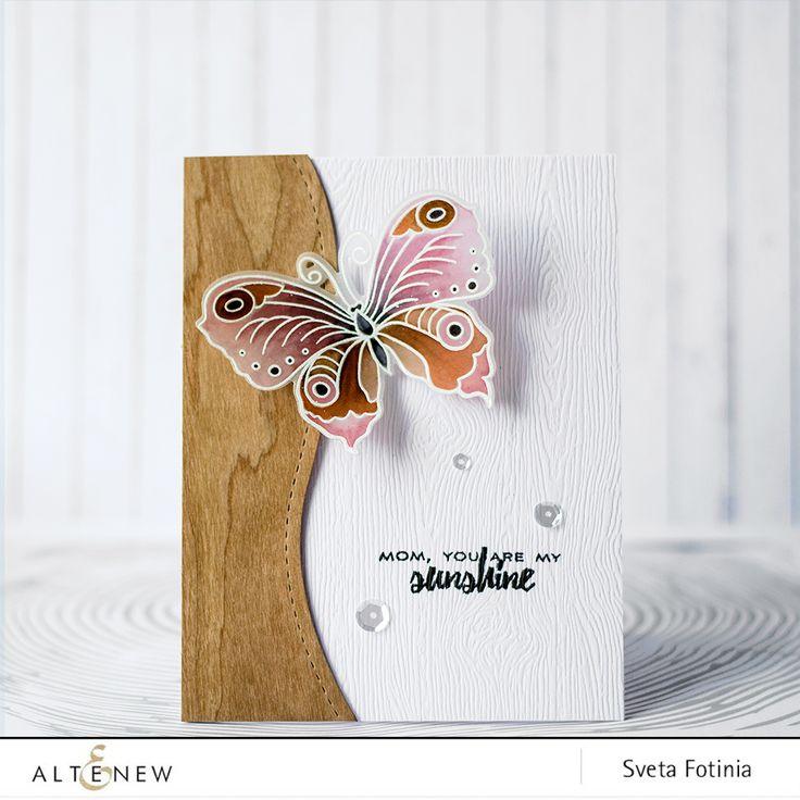Сделать объемную, открытка в виде бабочки валентинка