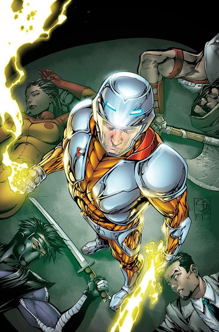 Valiant Comics Solicitations For January 2014