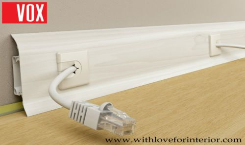 EXCLUSIVE-COLLECTION-MAGNUM-65mm-PLASTIC-PVC-SKIRTING-BOARDS-VOX