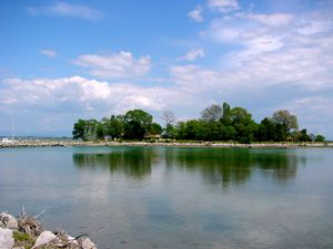 Uno sguardo alla Laguna  di Grado