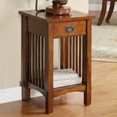 Found it at Wayfair - Oakcrest Mission Style End Table