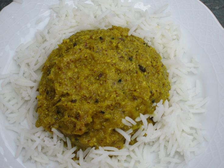 Pumpkin with Mustard Seeds (Auriya Kadoo)