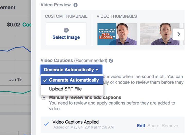 Come Usare i Video Su Facebook Per Far Crescere La vostra Azienda (parte 2)