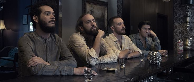 """Best known from 'O Brother, Where Art Thou,' traditional folk song """"O'Death' gets a slightly more aggressive edge from new Mexico City quartet Peregrino."""