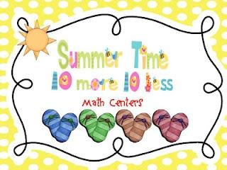 Free Summer Time Math Game: Math Lesson, Math Centers, Free Lesson, Math Ideas, School Stuff, Time Math, Free Math, Summer Time