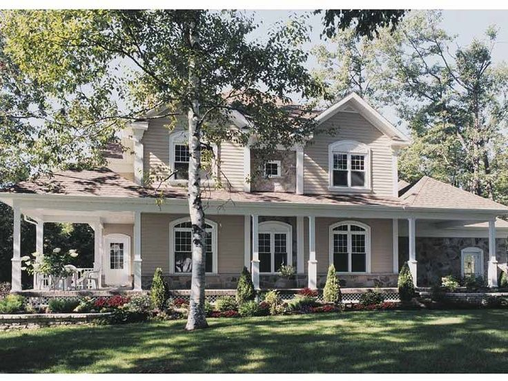 Farmhouse Plans With Wrap Around Porch best 20+ wrap around porches ideas on pinterest | front porches