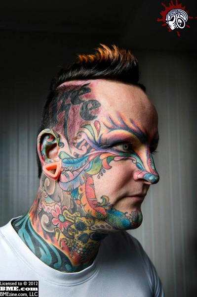 BME: Body Modification Ezine - The Biggest and Best Tattoo