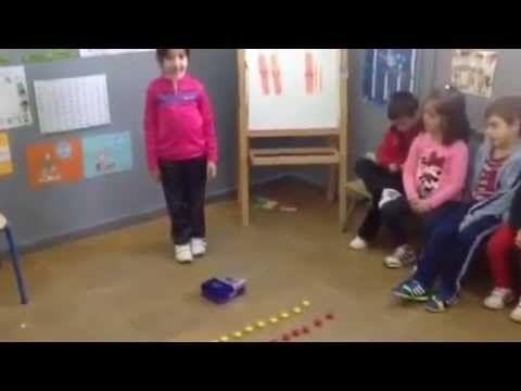 Juego de los amigos del 10 (infantil 5 años)