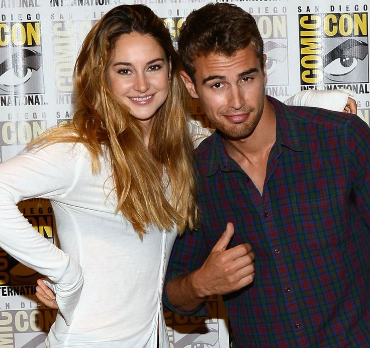 cast of divergent dating Ver vídeo divergent may take place in a fictional future, but making it feel as real as possible was key for the cast and the  badass, woodley tells the hollywood reporter.
