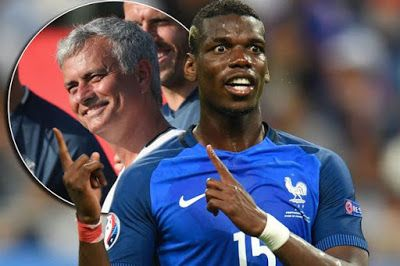 Manchester United CLINCH Paul Pogba transfer deal to smash the world-record fee for a player    Done deal! New boss Mourinho is adding Pogba to signings Ibrahimovic Mkhitaryan and Bailly  Agreement reached for Juventus midfielder who spent two years at Old Trafford earlier in his career to return on wages of 210000 per week  Manchester United have now SEALED a world-record 100million deal to signPaul Pogba.  They have agreed to pay Juventus the massive fee for their France superstar and will…