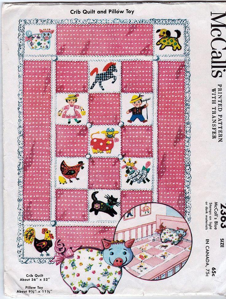 74 best Vintage Quilting Patterns images on Pinterest Quilting patterns, Vintage and Quilts