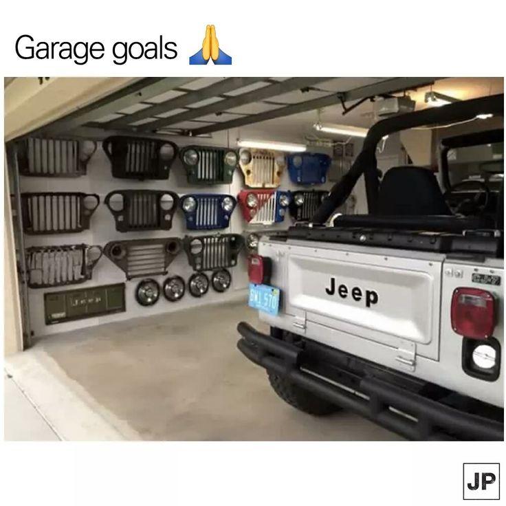 Die besten 25 jeep garage ideen auf pinterest jeep for Garage jeep villeneuve d ascq