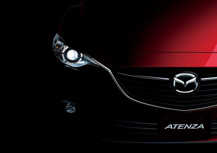 マツダアテンザ / Mazda Atenza