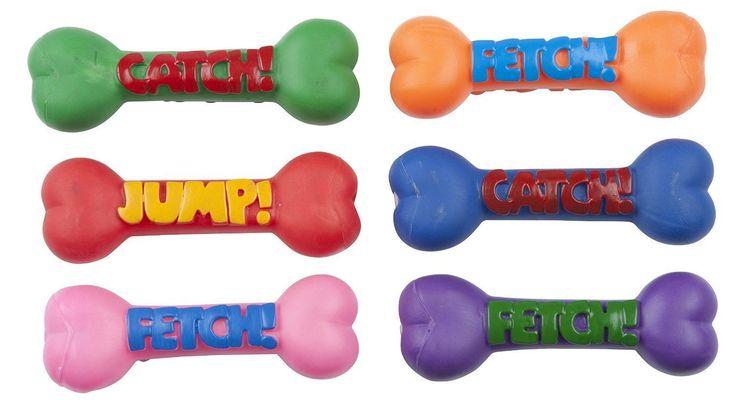 Knochen Kauspielzeug Spielzeug mit Klang Hunde Spielzeug mit Quietscher Nund Neusparen25.com , sparen25.de , sparen25.info