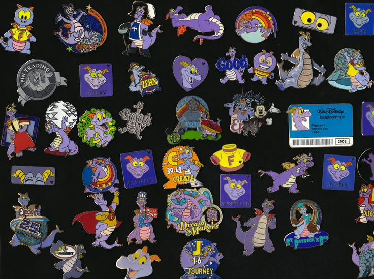 I. Need. This. My figment collection is not nearly as impressive!!! Sad day!