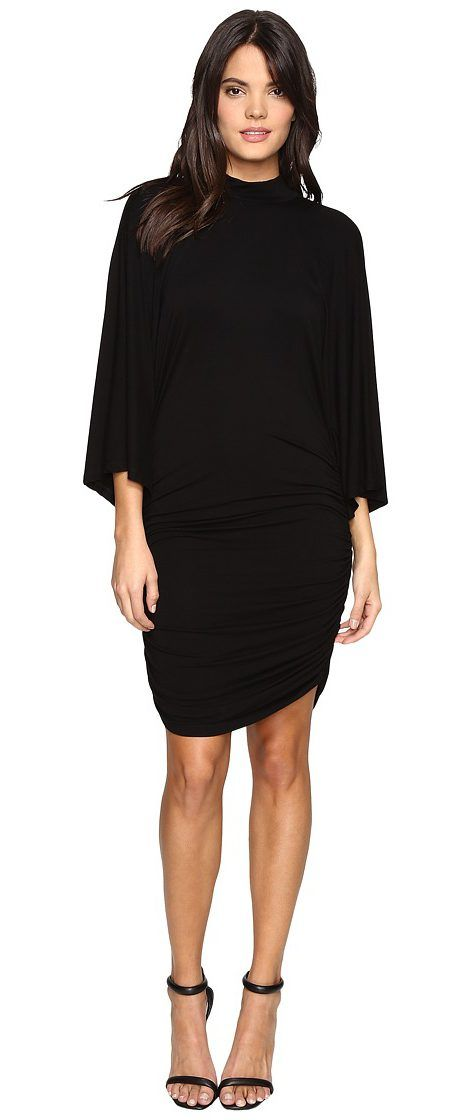 Young Fabulous & Broke Shiloh Dress (Black) Women's Dress - Young Fabulous & Broke, Shiloh Dress, Y3010-001, Apparel Top Dress, Dress, Top, Apparel, Clothes Clothing, Gift - Outfit Ideas And Street Style 2017