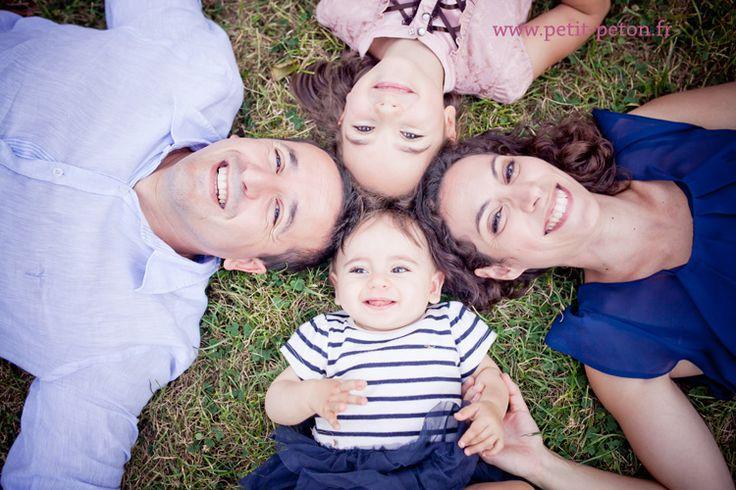 Séance photo famille extérieur Paris