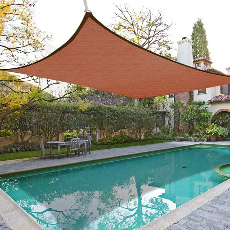 Tarps For Shade | Sun Shade Sail, Patio Sun Shades, Sun Shade Canopy