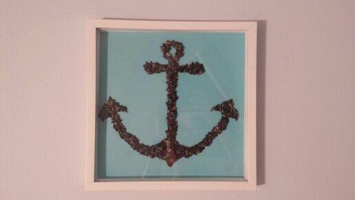 Shark teeth anchor! DIY