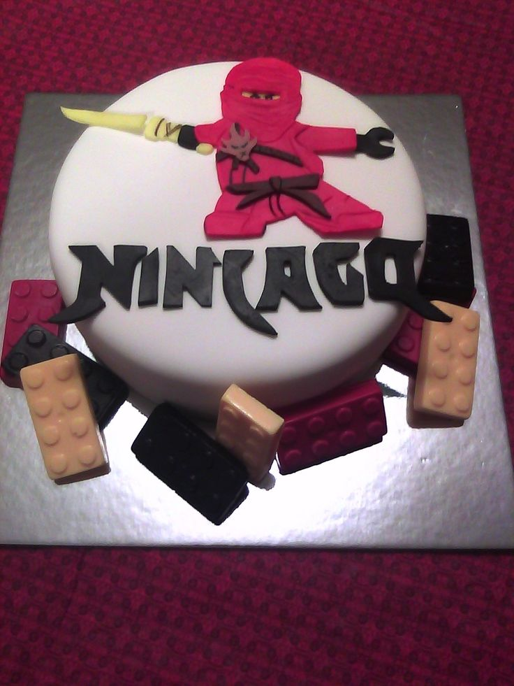 Die besten 25+ Ninjago kuchen Ideen auf Pinterest | lego ...