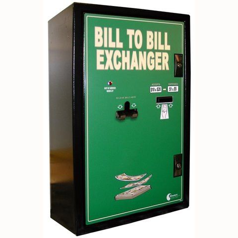 BX1030 Bill-to-Bill Standard Change Machine