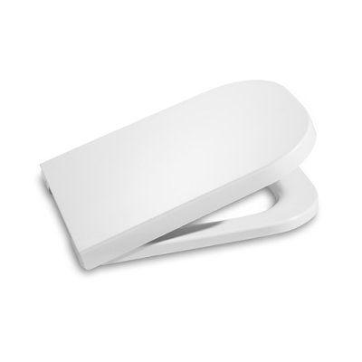 Deska WC wolnoopadająca biała Roca Gap A801472004 - wyposażenie łazienek - Lazienkaplus.pl - 297 zł