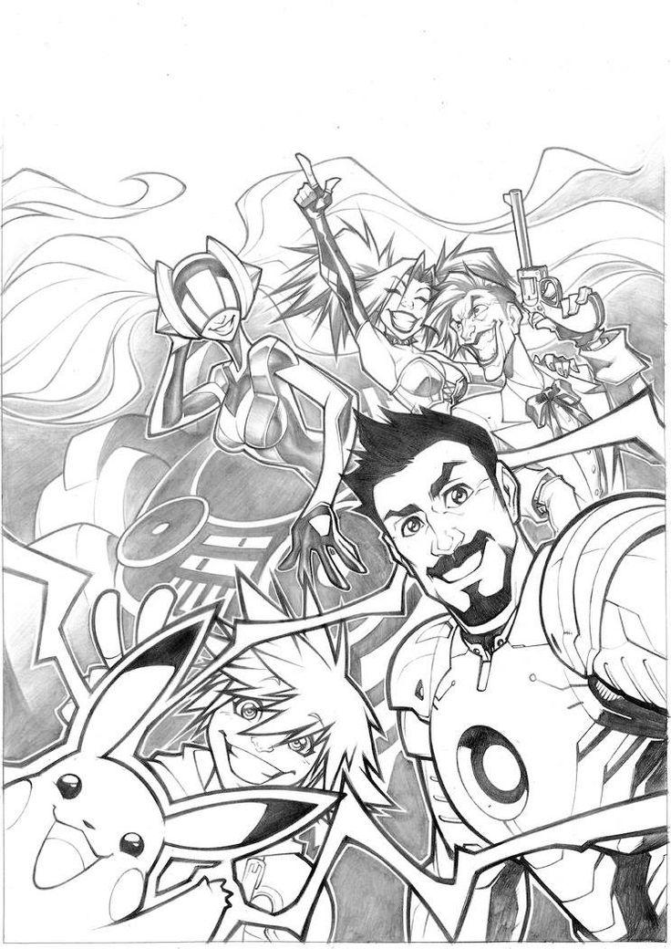 free kaos comics