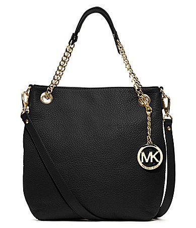 Women\u0027s Cross-Body Handbags - MICHAEL Michael Kors Jet Set Chain Medium  ToteBlackone size ** Details can be found by clicking on the image.