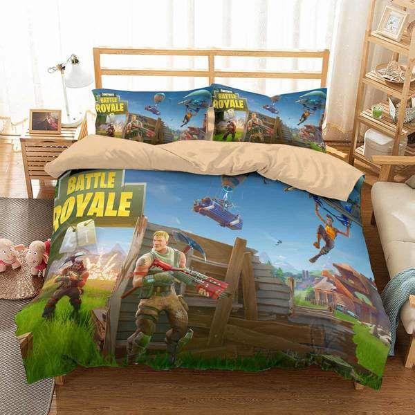 c53b968c9159 3D Customize Fortnite Bedding Set Duvet Cover Set Bedroom Set Bedlinen