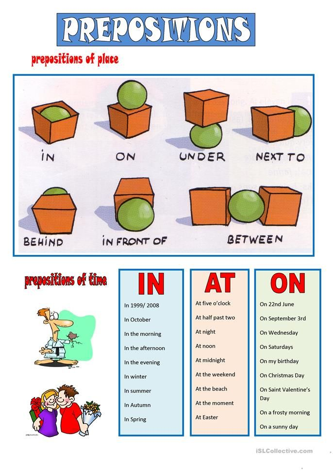 PREPOSITIONS - English ESL Worksheets For Distance Learning And Physical  Classrooms English Grammar For Kids, English Grammar, English Lessons For  Kids