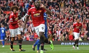 Romelu Lukaku could hear what Everton fans were saying about him on Sunday, but it is the song the supporters of his new club, Manchester United, have come up with which is causing more controversy.