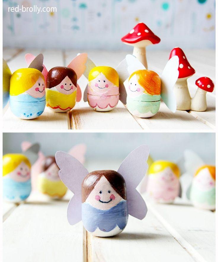 Diy Mit Kindern 25 best kinder egg crafts images on egg crafts kinder