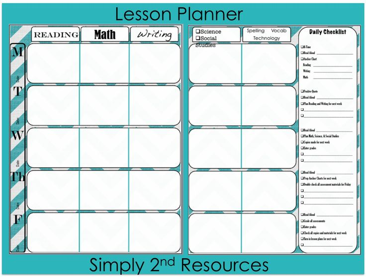 Best 20+ Lesson Plan Format Ideas On Pinterest | Lesson Plan