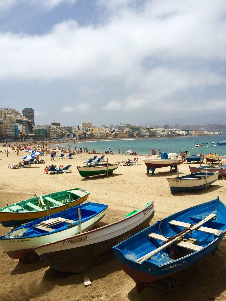 Las Canteras, Las Palmas | Spain (by Nacho Coca)Follow me on...
