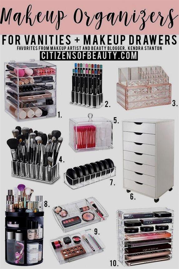 Makeup X Men Vanity For Makeup Top Makeup Products For Dry Skin Makeup Kit Ar In 2020 Makeup Drawer Organization Makeup Organization Vanity Makeup Organization