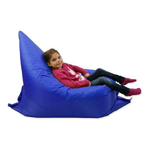 MaxiBean Kids BeanBag Large 6-Way Garden Lounger - GIANT Childrens Bean Bags Outdoor Floor Cushion BLUE - 100 No description (Barcode EAN = 5018036951017). http://www.comparestoreprices.co.uk/december-2016-6/maxibean-kids-beanbag-large-6-way-garden-lounger--giant-childrens-bean-bags-outdoor-floor-cushion-blue--100.asp