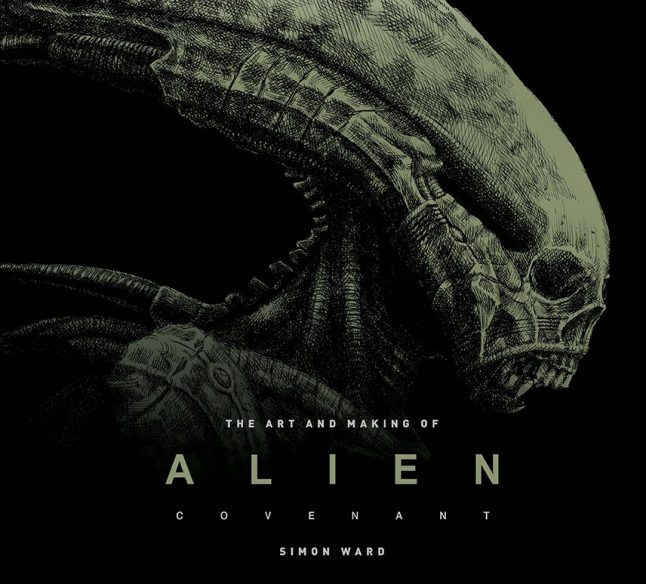 Alien: Covenant - The Art of the Film is coming from Titan Books and we have two copies to giveaway to a pair of lucky ShockTillYouDrop.com readers!