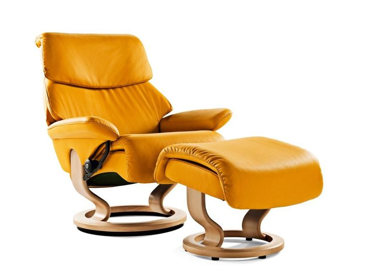 What is a Stressless Recliner? – Scan Decor