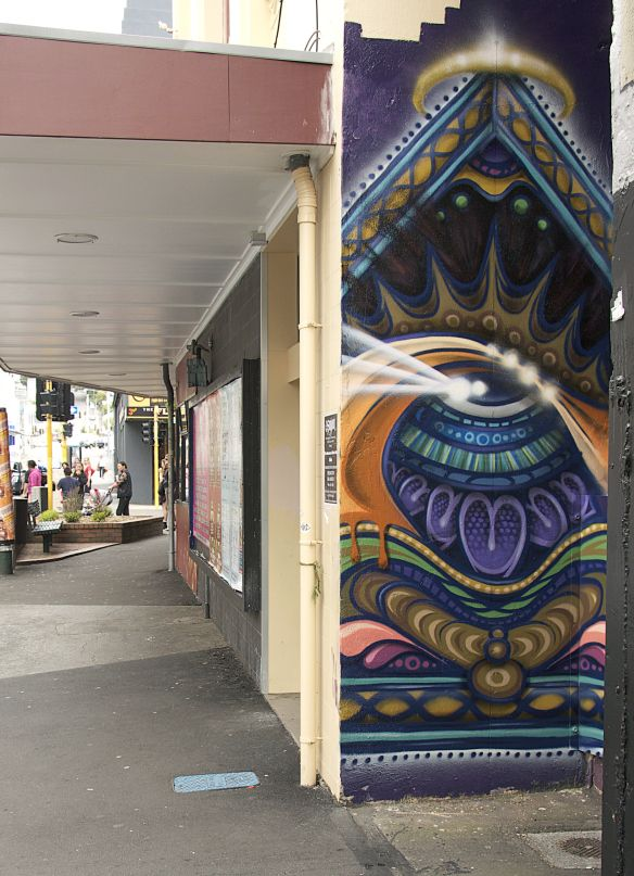 Private Commission Wellington New Zealand