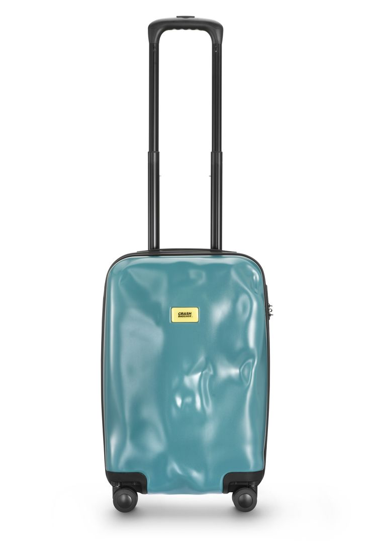 Crash Baggage Sugar Blue 4 wheels