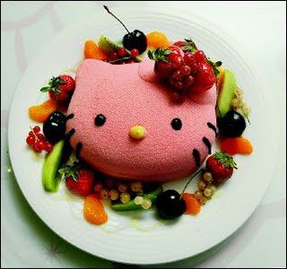 hello kitty cake pan instructions