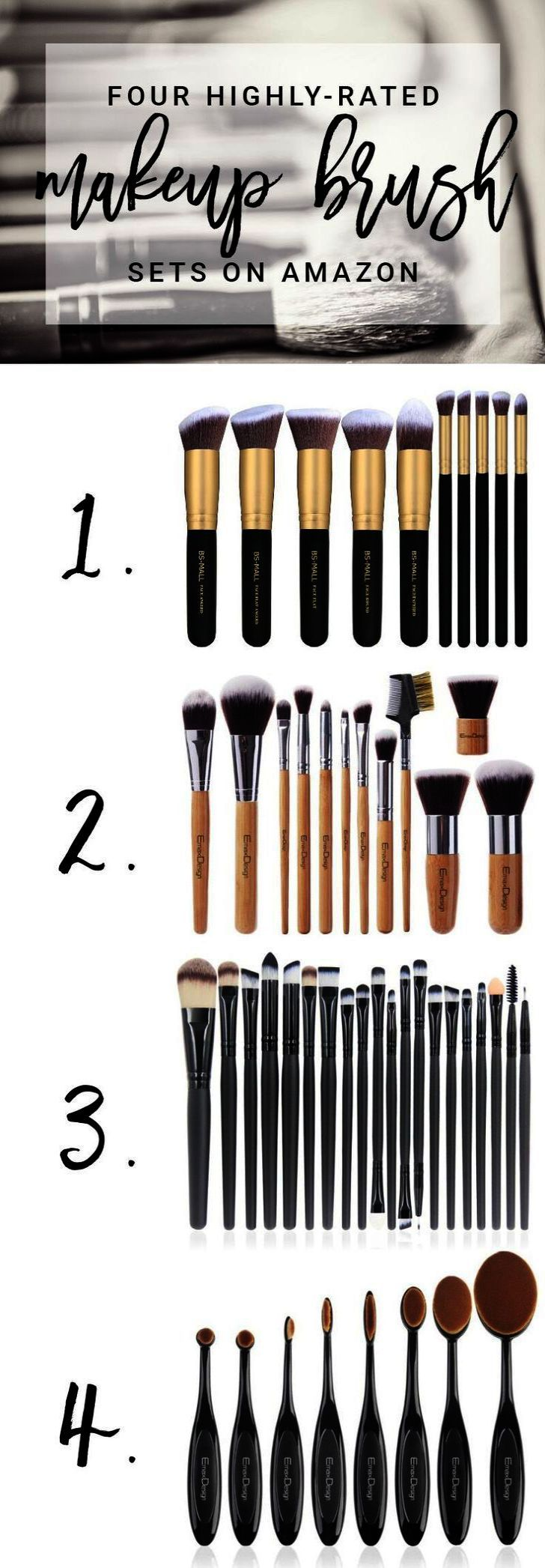 Kiss Looks So Natural Lashes Shy (6 Pack Makeup brush