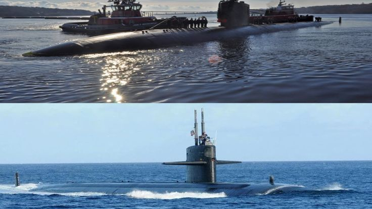 Breaking News - U.S. Deployed World Most Advanced Submarines To South Ch...