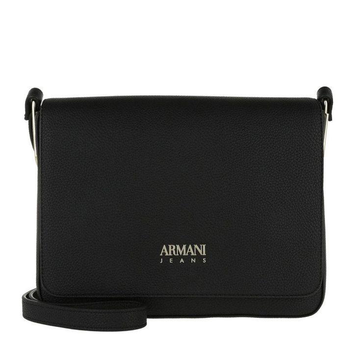 Armani Jeans Armani Jeans Tasche – Crossbody Bag Tracolla Nero – in schwarz – Umhängetasche für Damen