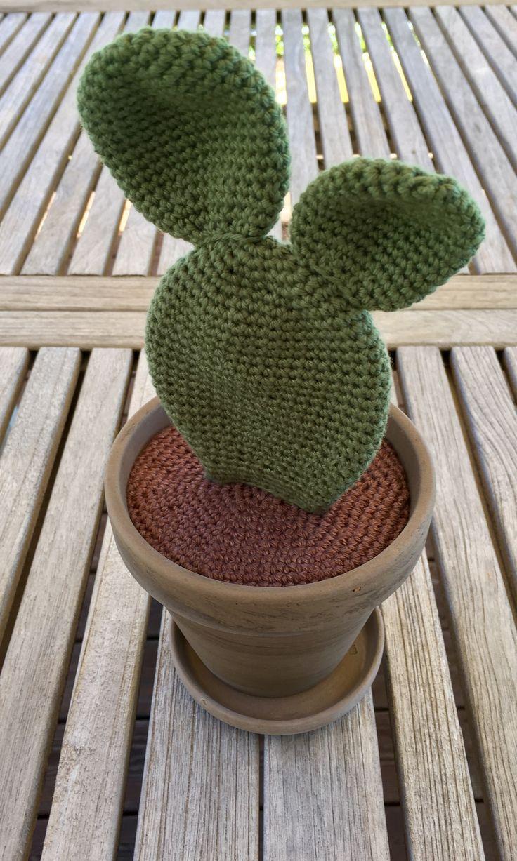 Kaktus hæklet Cactus crochet