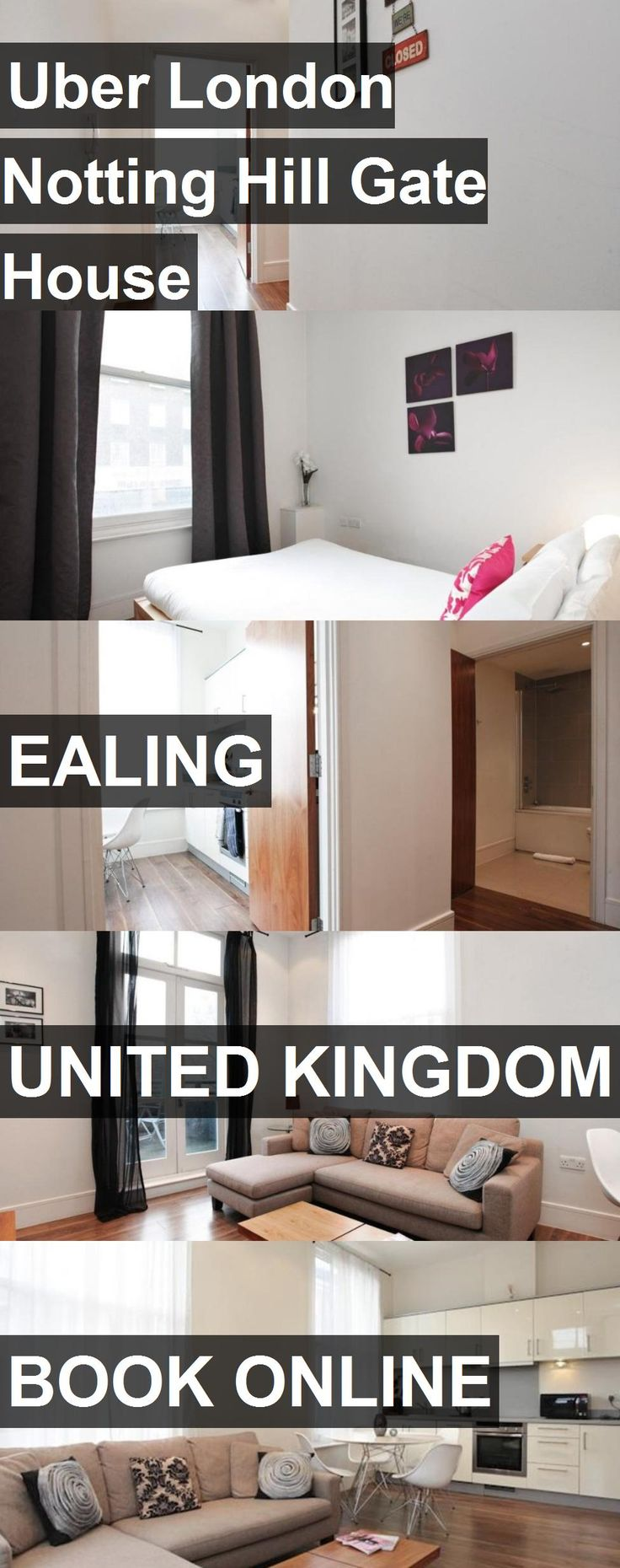 Hotel Uber London Notting Hill Gate House in Ealing, United Kingdom. For more information, photos, reviews and best prices please follow the link. #UnitedKingdom #Ealing #travel #vacation #hotel