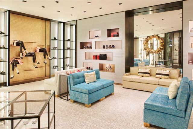 Chanel Opens First Shoe-Only Store Revamps Three Locations