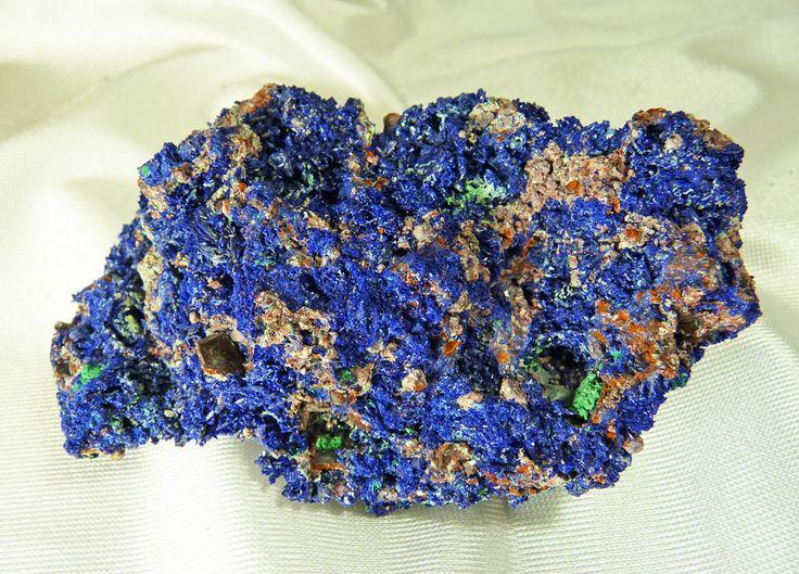Moroccan Azurite Loose Stone #Azurite