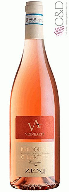 Folgen Sie diesem Link für mehr Details über den Wein: http://www.c-und-d.de/Veneto/Bardolino-Chiaretto-Vigne-Alte-2015-Zeni_72010.html?utm_source=72010&utm_medium=Link&utm_campaign=Pinterest&actid=453&refid=43   #wine #redwine #wein #rotwein #veneto #italien #72010